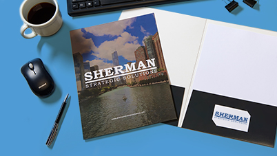 Custom Financial Planning Folders