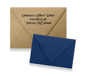 Contour Flap | Envelopes.com