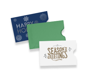Gift Card Sleeves Envelopes | Envelopes.com