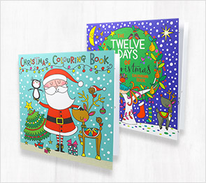 Holiday Coloring Books | Envelopes.com