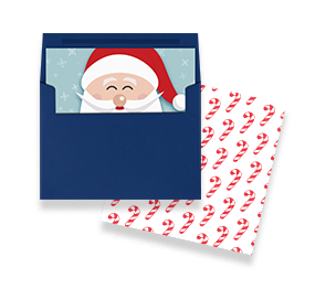 Holiday Design Envelope Liners | Envelopes.com