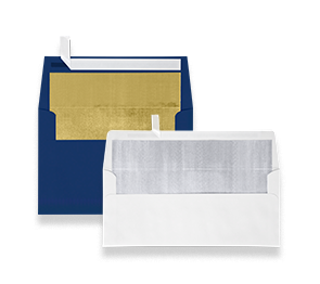 LUX Foil Lined  | Envelopes.com