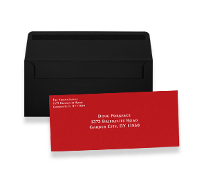 #10 Square Flap Envelopes | Envelopes.com
