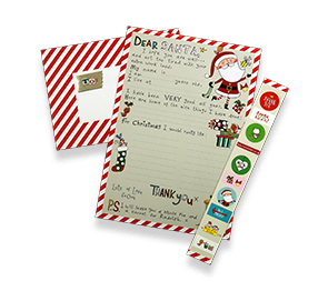 Letter to Santa Kits | Envelopes.com