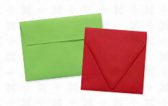 Red & Green Envelopes