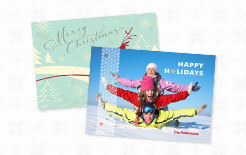 Photo & Holiday Cards