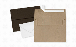 Woodgrain Envelopes