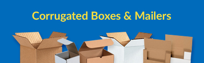 Corrugated Boxes and Mailers