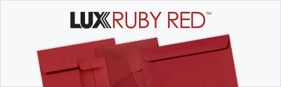 LUX Ruby Red