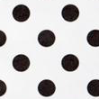 Black Polka Dot